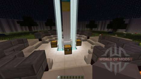 Hunger Games Death Match Arena for Minecraft