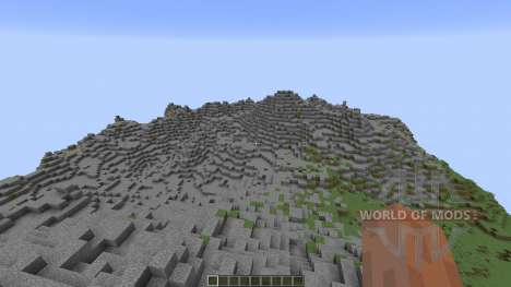 Mountains of Baize for Minecraft