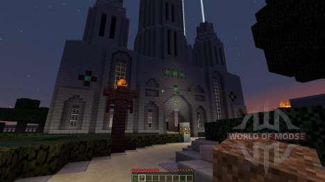 Server spawn for Minecraft