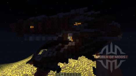 Smaug The Hobbit for Minecraft