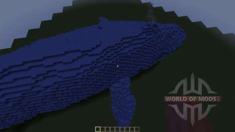 Whale Like A Boss for Minecraft