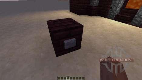 Hidden Nether Portal for Minecraft