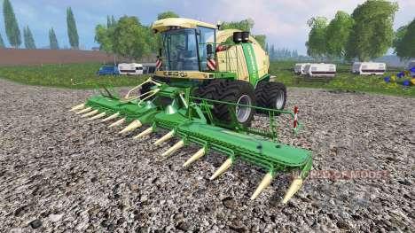 Krone Big X 1100 [beast] for Farming Simulator 2015