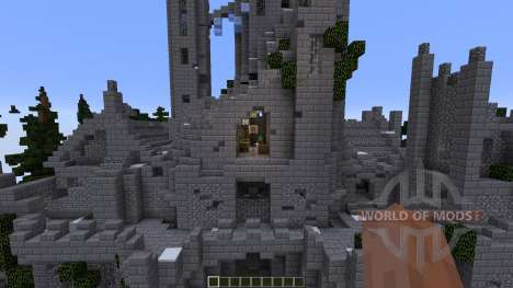 The Ruins of Falcrest for Minecraft