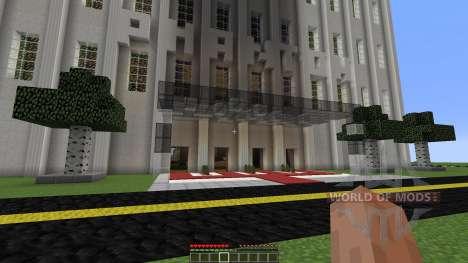 Phantom White Hotel for Minecraft