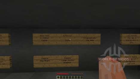Lava Parkour for Minecraft