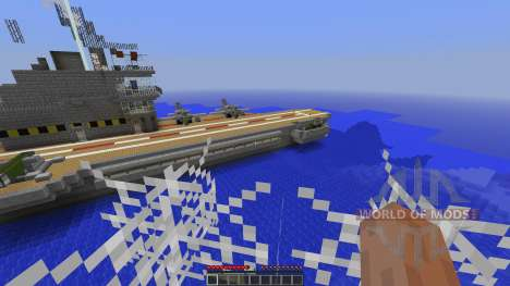 Day D Normandy invasion for Minecraft