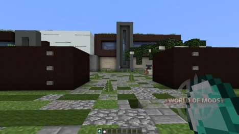 Silver Springs for Minecraft