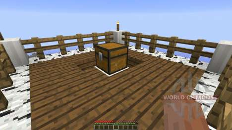 The Lay of the Land for Minecraft