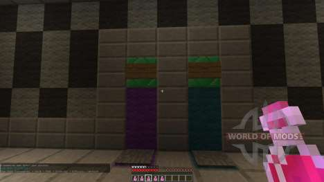 On the Top Funny Minigame for Minecraft