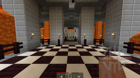 Darkness Times Rollercoaster for Minecraft