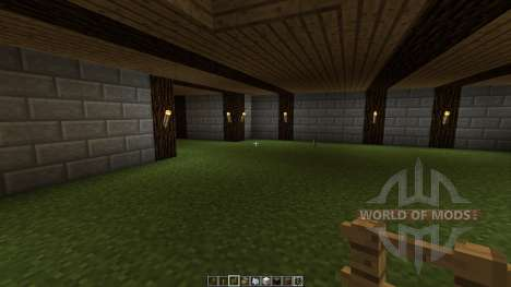 Medieval Manor for Minecraft