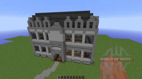 Stone Mansion for Minecraft