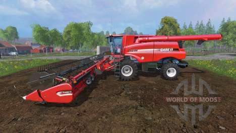 Case IH Axial Flow 9230 v1.3 for Farming Simulator 2015