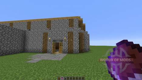 Medieval Tavern new for Minecraft