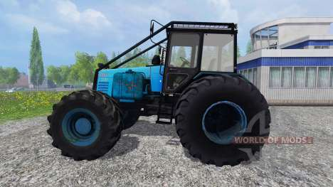 MTZ-1221 Belarusian [forest edition] for Farming Simulator 2015