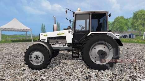 MTZ-W for Farming Simulator 2015