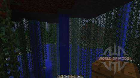 The Cave Home for Minecraft