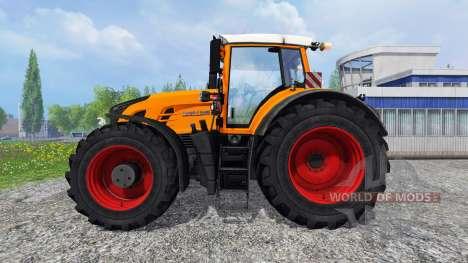Fendt 936 Vario v2 utility.0 for Farming Simulator 2015