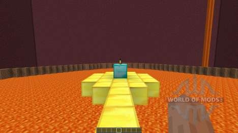 Minecraft King of the Volcano for Minecraft
