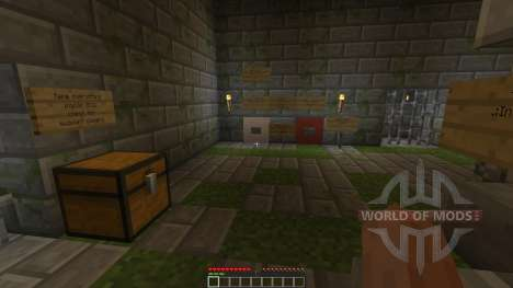 Seeker Chronicles Episode 1 for Minecraft