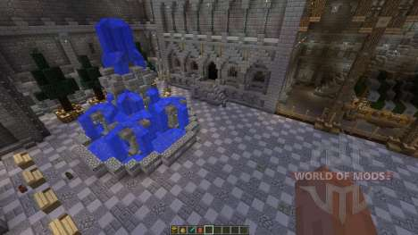 Medieval Castle for Minecraft