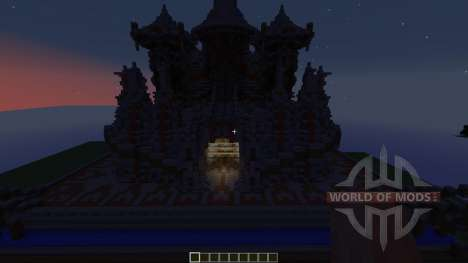 Factions Server Spawn for Minecraft