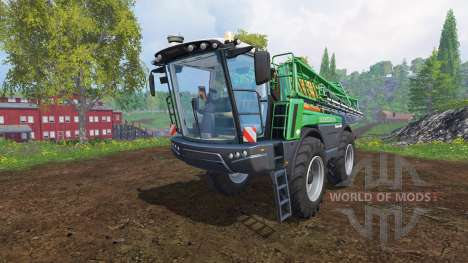 Amazone Pantera 4502 v1.2 for Farming Simulator 2015