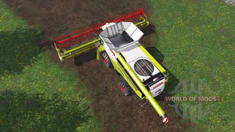 CLAAS Lexion 770 [washable] for Farming Simulator 2015