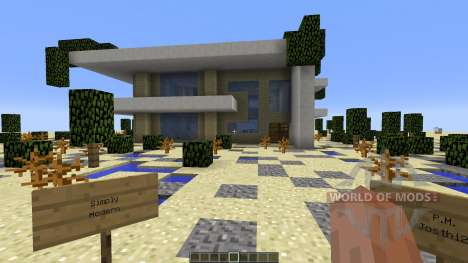 House 6 for Minecraft
