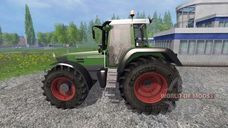 Fendt Favorit 824 v3.5 for Farming Simulator 2015