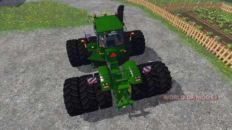 John Deere 9630 for Farming Simulator 2015