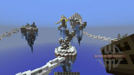 Icelands of Paradise for Minecraft