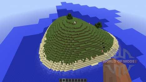 Survival Island 15 Challenges for Minecraft