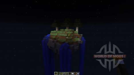 Hovering Survival Island for Minecraft