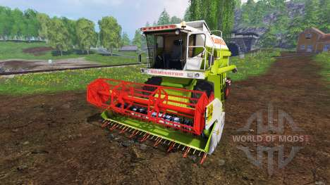 CLAAS Dominator 88S for Farming Simulator 2015