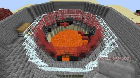 Crumbling Death for Minecraft