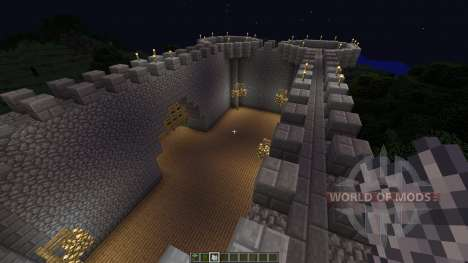 Awesome Castle new for Minecraft