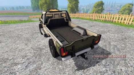 Gekko Utility Vehicle for Farming Simulator 2015