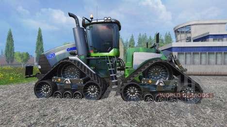 Case IH Quadtrac 620 prototype for Farming Simulator 2015