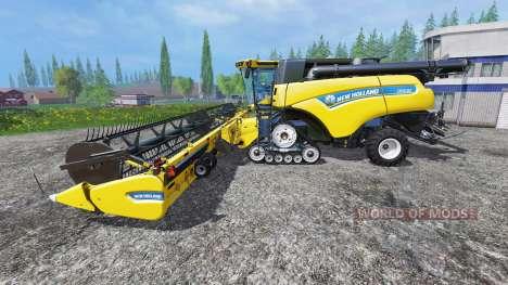 New Holland CR10.90 v1.3 for Farming Simulator 2015