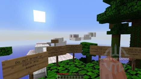 Jump And Jump for Minecraft