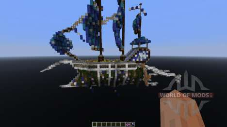 Captain Biasss Fantasy Ship for Minecraft