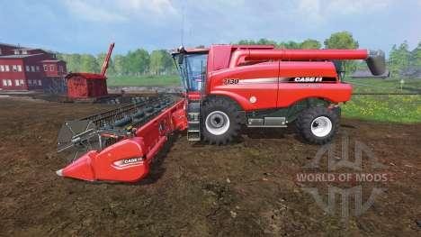 Case IH Axial Flow 7130 [multifruit] for Farming Simulator 2015