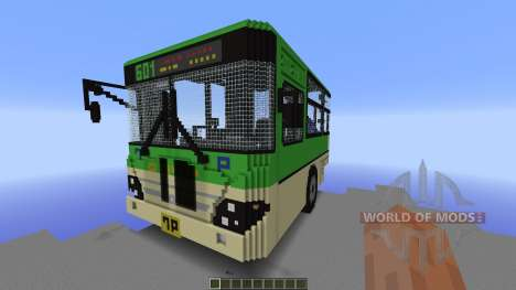 Bus for Minecraft