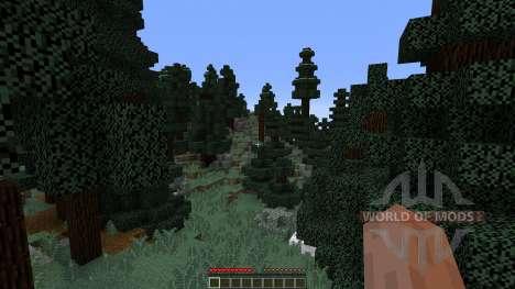 Alpine Island Custom Survival Island for Minecraft