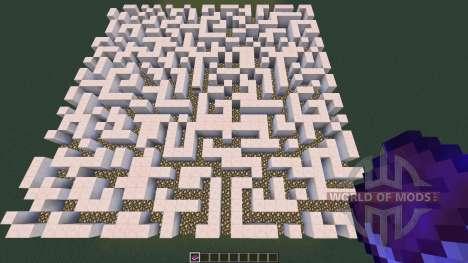 The Infinite Maze for Minecraft