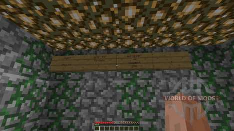 Minecraft Adventure Map Pentagon for Minecraft