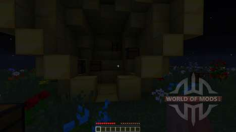 50th Hunger Games for Minecraft