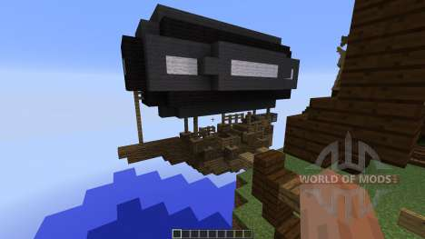 SteamPack Hause for Minecraft